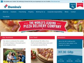 dominos.uk.com